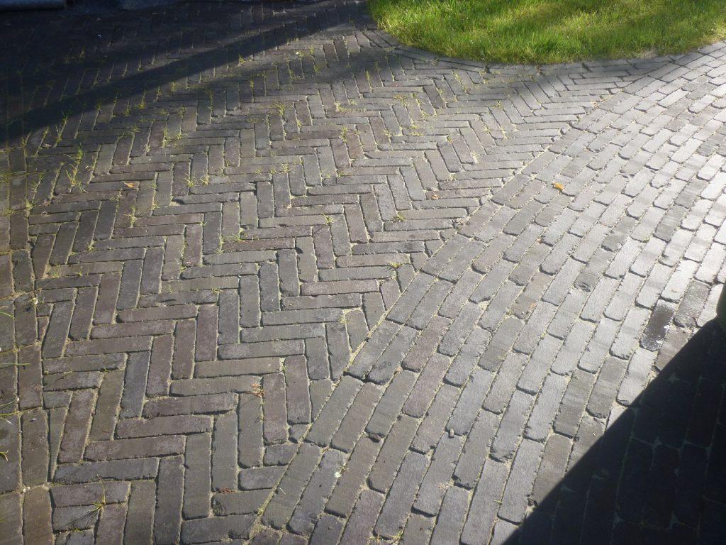 Pflasterarbeiten Jul.Rollmann Weg, Soest